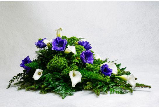 07. Kukkalaite kalla ja anemone