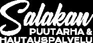 Salakan puutarha logo