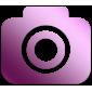 Kantajat ja valokuvaus ikoni